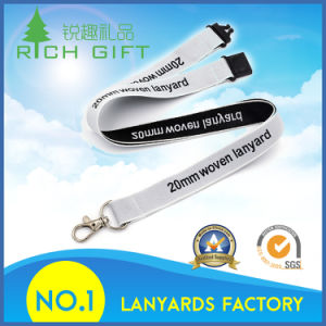 Customized Nylon/Woven/Tubular Lanyard for Wholesale pictures & photos