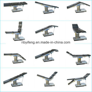 China Factory Electrical Hydraulic Operating Table for Hospital pictures & photos