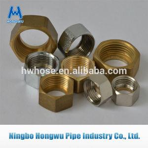Hongwu Pipe Fittings Tube End Brass Nut