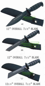 Hunting Knife Camping Knife Outdoor Knife 9575020 pictures & photos