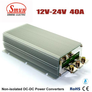 DC-DC Converter 12V to 24V 40A 960W Waterproof Power Supply pictures & photos