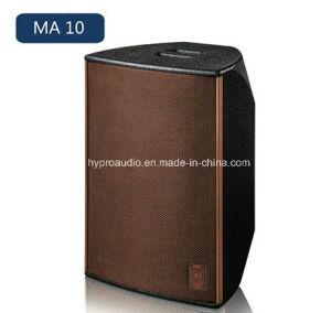 Ma10 KTV Loud Speaker Passive Mini Audio pictures & photos