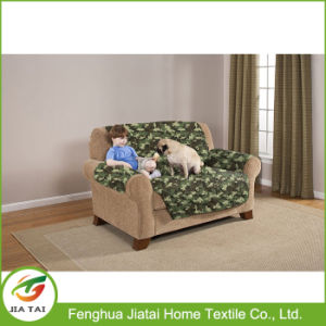 Custom Deluxe Reversible Extra Wide Sofa Furniture Protector pictures & photos