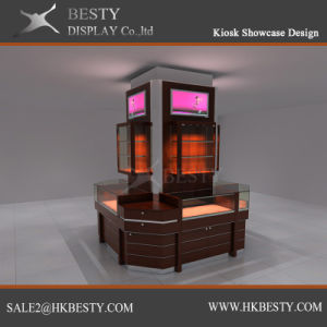 Fine jewelry Watch Display Kiosk Shwocase Design pictures & photos