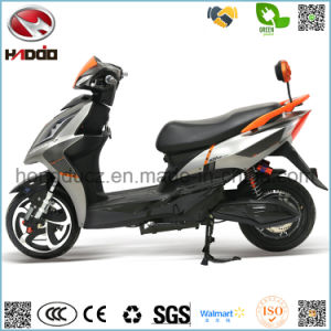 2 Passenger Hydraulic Suspension Vacuum Tire Electric Scooter with LCD Display pictures & photos