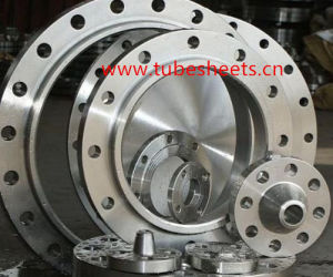 CNC Machining Forged Big Ring Flange pictures & photos