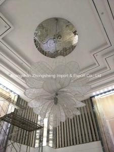 Gentle Design Luxury Flower Shape Corridor Project Crystal Chandelier Lamp (KA1027) pictures & photos