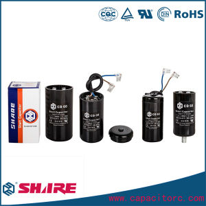 CD60 Start Capacitor, Motor Start Capacitor pictures & photos