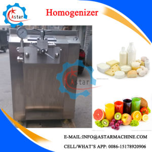 3000L/H 25MPa High Pressure Homogenizer Manufacture pictures & photos