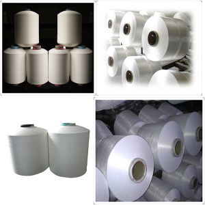 Raw White Nylon 6 DTY Filament Yarn pictures & photos