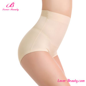 Stomach Traceless Ice Silk Underwear Shapewear pictures & photos