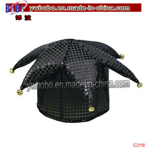 Party Items Halloween Costumes Accessory Promotional Cap (C2118) pictures & photos