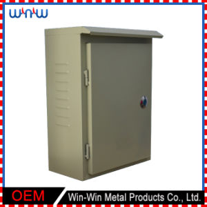 Direct Manufacturers Custom Small Stamping Sheet Metal Electrical Box pictures & photos