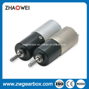 16mm 9V Small Geared DC Motor pictures & photos