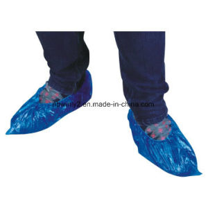 Shoe Cover Plastic Disposabe Protect Kits pictures & photos