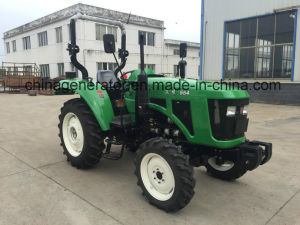 Suyuan Sy-554-1 4WD Agricultural Farm Wheeled Tractor pictures & photos