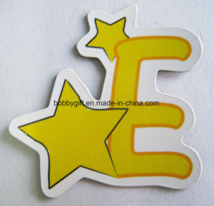 Wholesale Custom Cartoon Letter Fridge Magnet for Kids pictures & photos