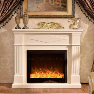 Ce Approved Simple Modern Home Furniture Electric Fireplace (329) pictures & photos