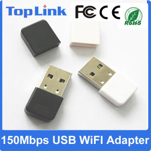 New Mini 150m WiFi Adapter for Android Tablet Long Range Wireless USB WiFi Adapter Android 802.11 N/G/B pictures & photos