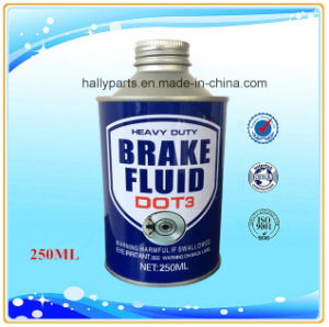 250ml Universal Hydraulic Brake Fluid DOT3 pictures & photos