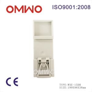 Omwo Wxe-15dr-15 DIN Rail Switching Power Supply pictures & photos