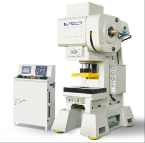 High Speed C-Frame One Point Progressive Stamping Power Press pictures & photos