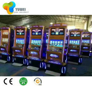Customize Coin Operated Gambling PCB Slot Game Machine Cabinet for Sale Yw pictures & photos
