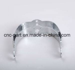 Manufacture CNC Milling Parts in Iron with Painting for Aircraft pictures & photos