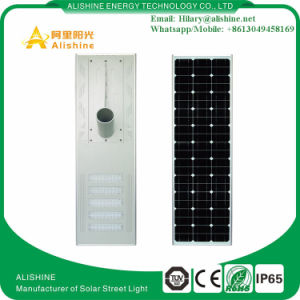 100W Outdoor Solar Products Motion Sensor Lamp LED Street Light pictures & photos