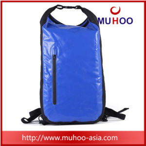 Outdoor Sports PVC Dry Bag 500d Tarpaulin Waterproof Backpacks pictures & photos