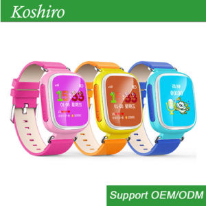 Children Smart Watch Sos Function Kids GPS Watch pictures & photos