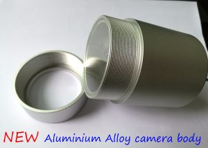 Color CCD Underwater Surveillance Camera Cr006q with 20m to 300m Cable pictures & photos