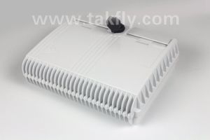 16 Port Black White Waterproof FTTH Outdoor Terminal Box pictures & photos