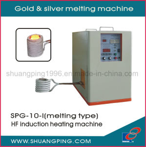Gold Melting Machine Spg-10 (0.5-2KG) pictures & photos