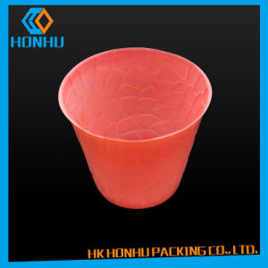 Design PP Environmental Plastic Flower Packaging Box