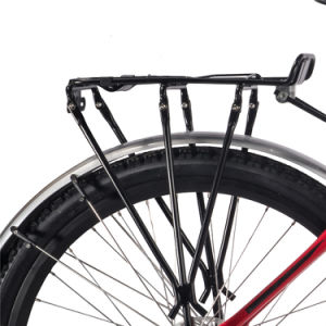 2016 New Design Shiman Inner 7-Speed Shaft Drive Trek Travel Touring Chainless Bicycle with 6061 Alloy Bicycle Frame pictures & photos