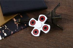 Factory Supply Anti Stress Fidget Spinner Full Stainless Bearing Anti Anxiety Desk Toy pictures & photos