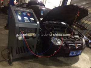 Ho-X800 Automatic A/C Service Station, Ce Approved pictures & photos