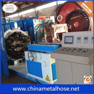 Horizontal Flexible Metal Hose Wire Braiding Machine pictures & photos