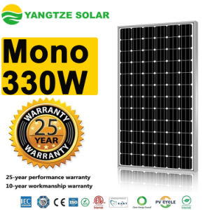 Monocrystalline 300W 310W 320W 330W 340W Solar PV Panels Wholesale pictures & photos