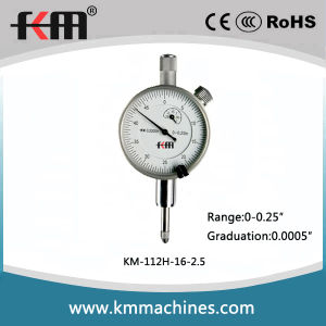 High Accuracy Mechanical Inch Dial Indicator pictures & photos