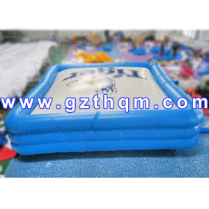 Inflatable Air Track Gymnastics for Training/Tumble Track Inflatable Air Mat for Gymnastics pictures & photos
