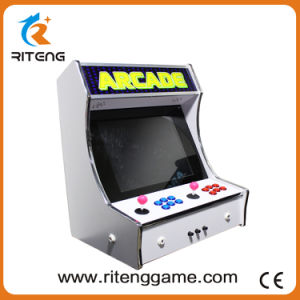 Mini Bartop Video Arcade Game Machine for Children pictures & photos
