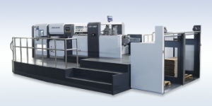 Automatic Die -Cutting and Creasing Machine with Stripping Unit pictures & photos