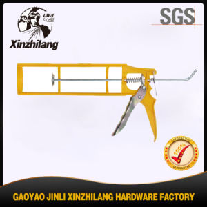 Disposable Cheap Price Plastic Pole Cualking Gun Hand Tools pictures & photos