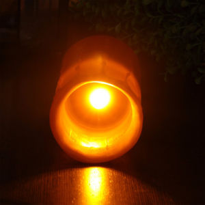 Electronic Flameless LED Candle for Wedding and Decoration pictures & photos