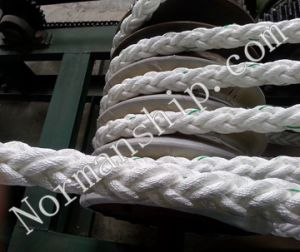 Shipping 8 Strand Nylon Rope pictures & photos