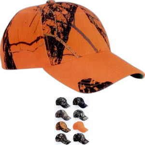 High Quality Camoflage Baseball Cap pictures & photos