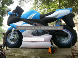 Advertising Inflatable Giant Motorbike for Sale pictures & photos
