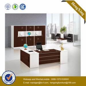 Modern Style Big Size Melamine Table Home and Office Furniture (HX-GD007A) pictures & photos